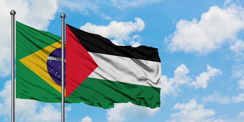 """Federação Árabe alerta: """"Corremos o risco de o Brasil ser levado a apoiar nova limpeza étnica na Palestina"""""""