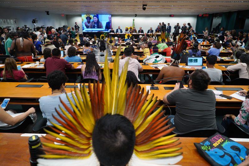 Entidades e parlamentares: Demarcação de terras indígenas no Ministério da Agricultura é genocídio