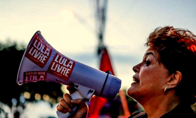 Dilma: Golpe de 16 foi episódio inaugural de um processo devastador