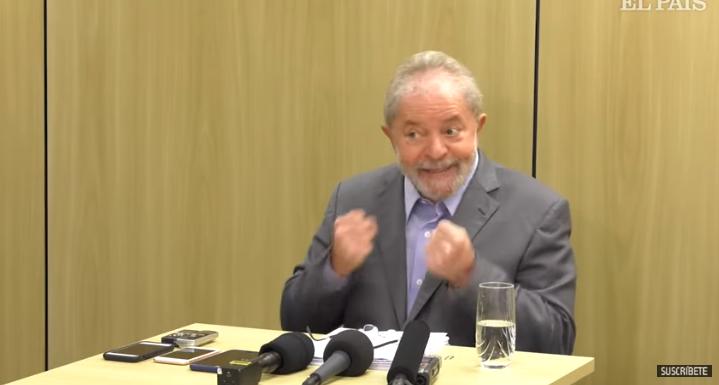 """Lula: """"Eu quero provar a farsa montada"""" por Moro e Dallagnol nem que tiver de ficar preso 100 anos; vídeo"""