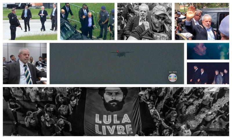 Ângela Carrato e Eliara Santana: JN impõe a Lula outra 'pena', o silenciamento; mas uma ideia não pode ser calada
