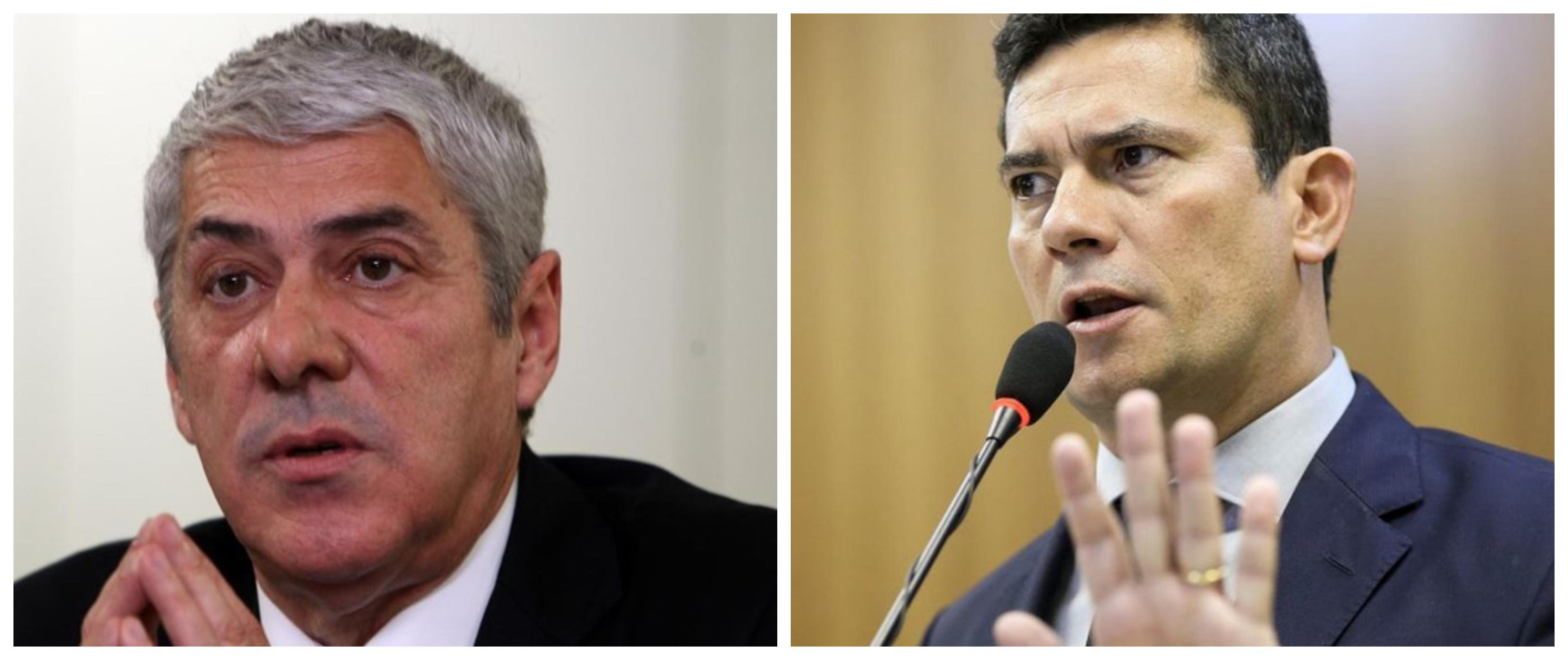 Moro bate e toma tamancada de ex-primeiro ministro: 'Ativista político atua disfarçado de juiz'