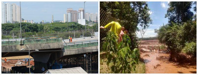 Sindicato dos Engenheiros debate por que pontes, viadutos, prédios e barragens estão ruindo no Brasil