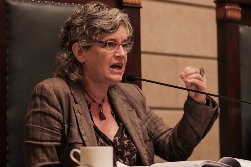 Sandra Quintela escracha máquina de mentiras do governo Bolsonaro sobre a previdência