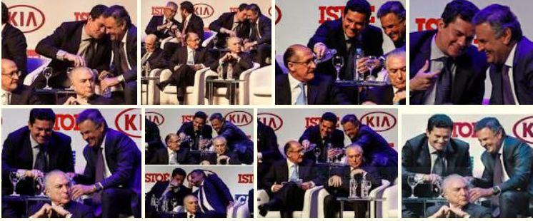 Moro: O deputado Aécio Neves pode ter vários defeitos mas ele é uma pessoa engraçada
