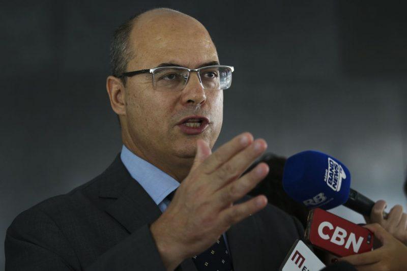 """Comissão da Alerj denuncia  Witzel à OEA por política do """"abate""""; 434 mortes no 1º trimestre"""