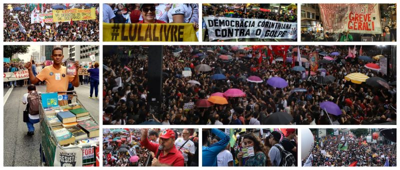 """Milhares na Paulista pela Educação: """"Prepare-se, Bolsonaro. Foi só o começo"""", diz presidente da Adusp"""