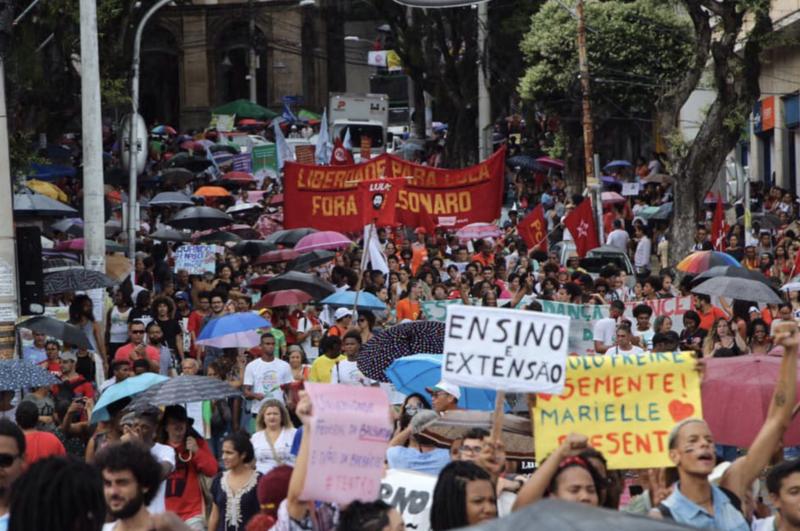 Daniel Iliescu: Defenda a Educação e ajude a mudar os rumos do Brasil