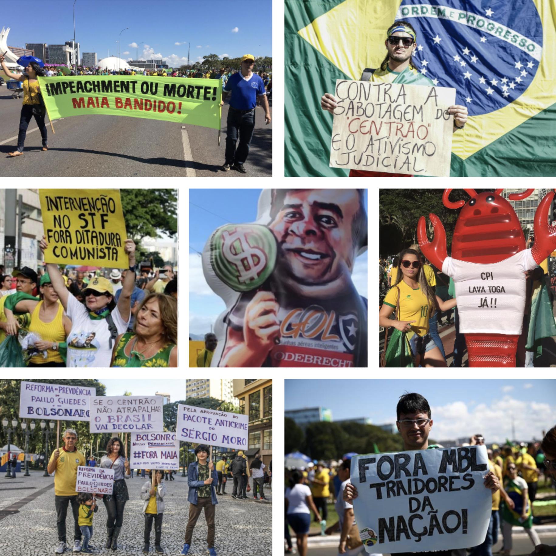 Com a mão do gato, Bolsonaro promoveu a ideia de atropelar o Congresso e fechar o STF