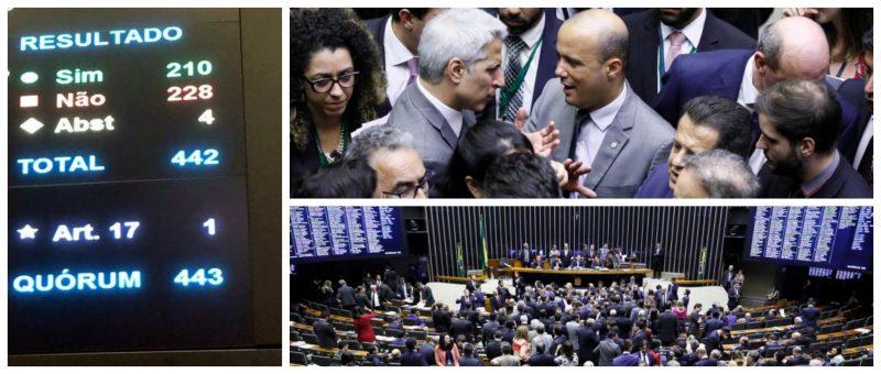 Câmara tira de Moro instrumento para vazar e chantagear; veja como votaram os deputados