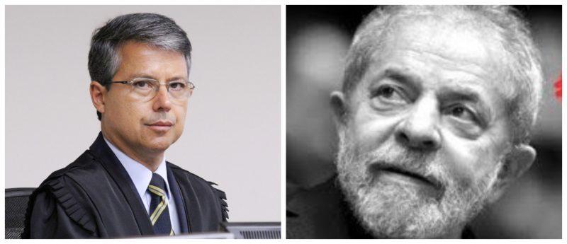 Futuro presidente do tribunal que  julga Lula em 2ª instância se reúne com Bolsonaro