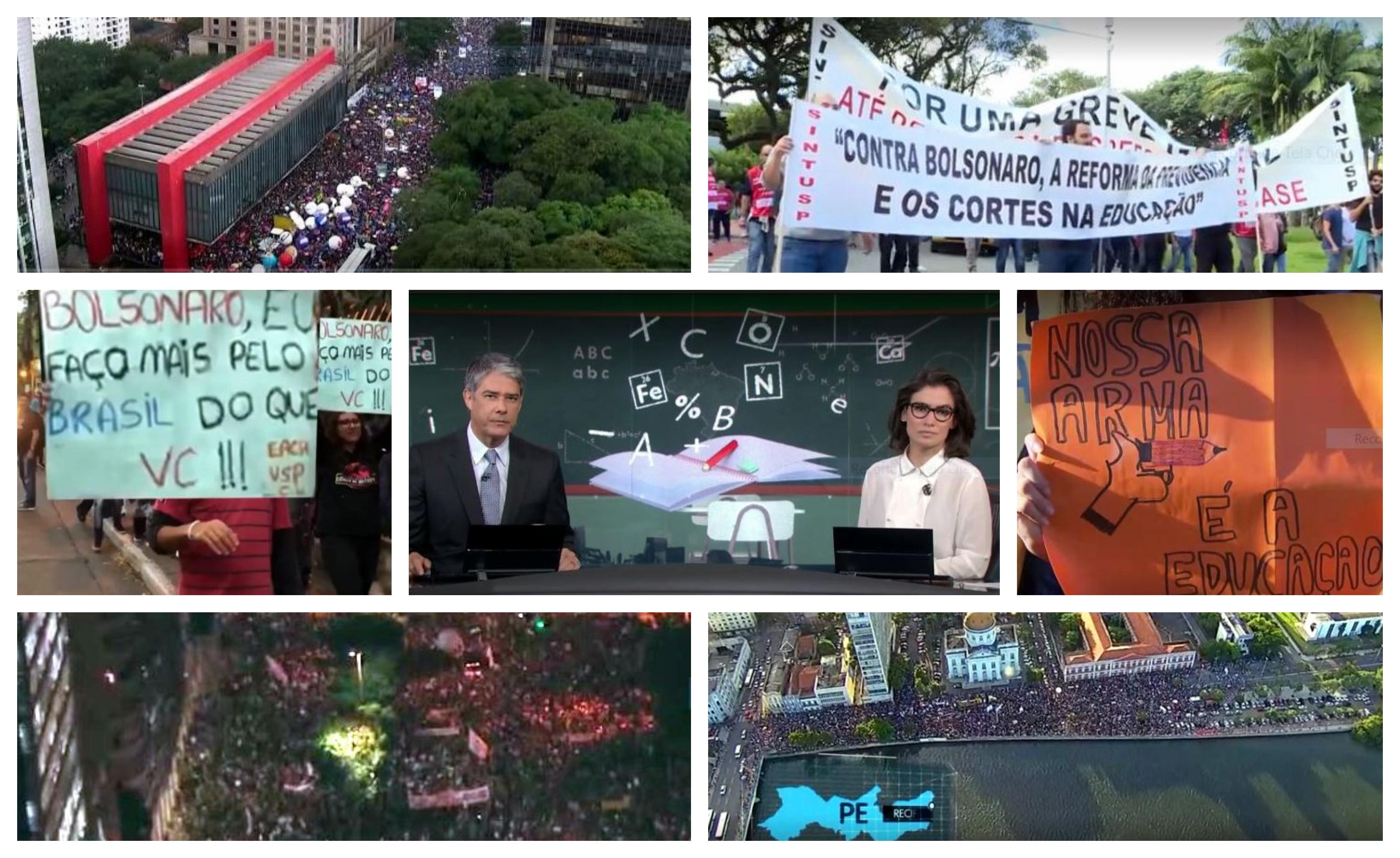 Ângela Carrato e Eliara Santana: Na disputa pelo poder, Globo usa jornalismo como moeda de troca