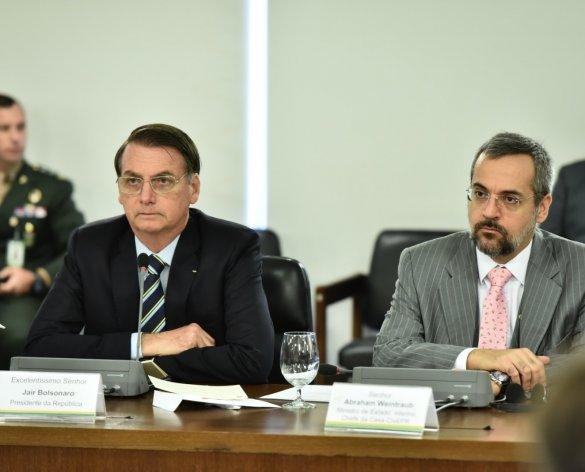 """Sergio Cardoso: Governo Bolsonaro está assaltando as universidades públicas via """"ocupação"""" das reitorias"""