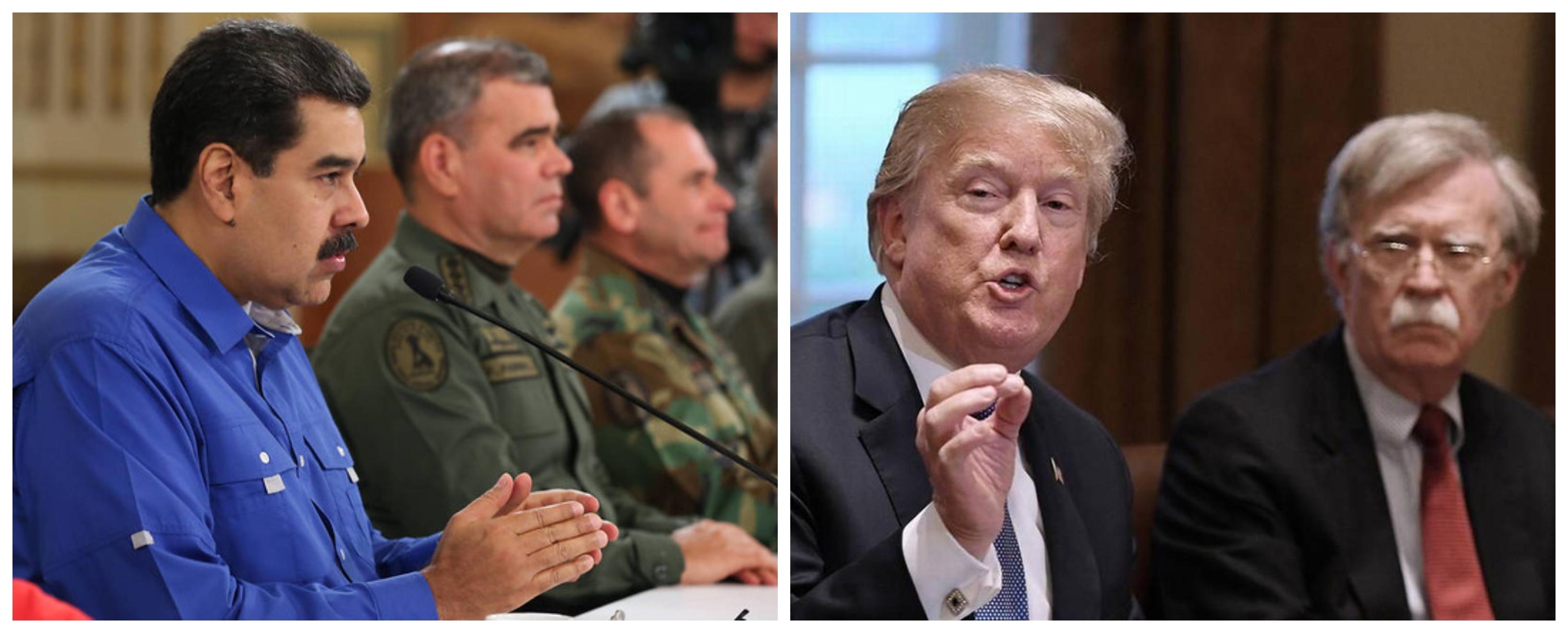 Grupo de Puebla repudia possível intervenção militar na Venezuela