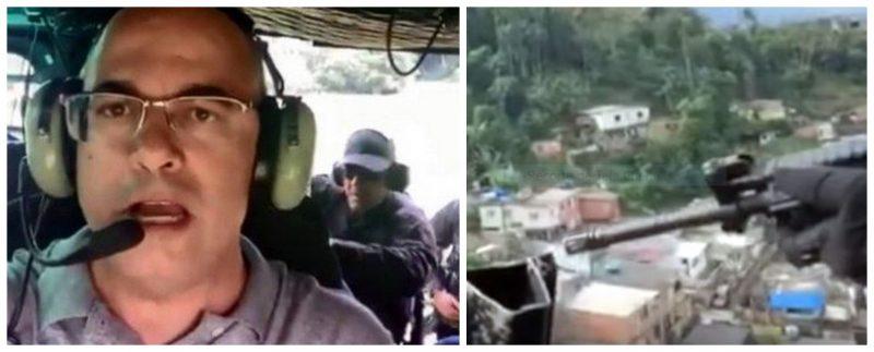 Julian Rodrigues: Pacote de Moro e conduta de Witzel violam Constituição e direitos humanos
