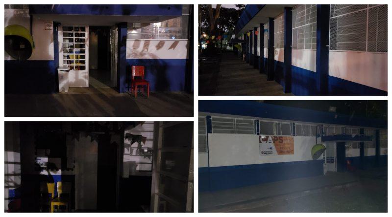 Sindicato denuncia: CAPS da Mooca está sem energia elétrica há mais de duas semanas; vídeo