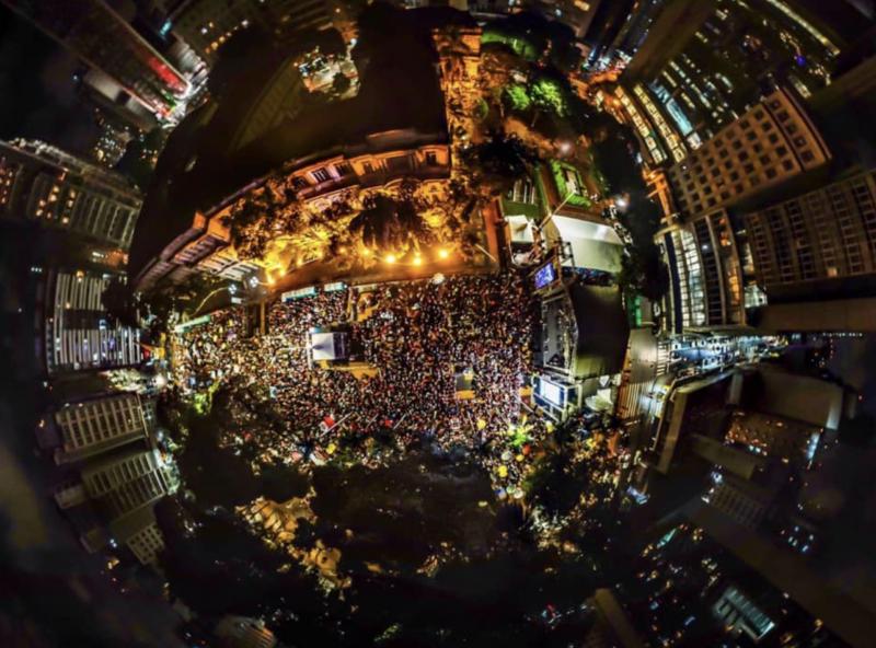 Altamiro Borges: Mídia faz de conta que o Encontro Lula Livre não aconteceu