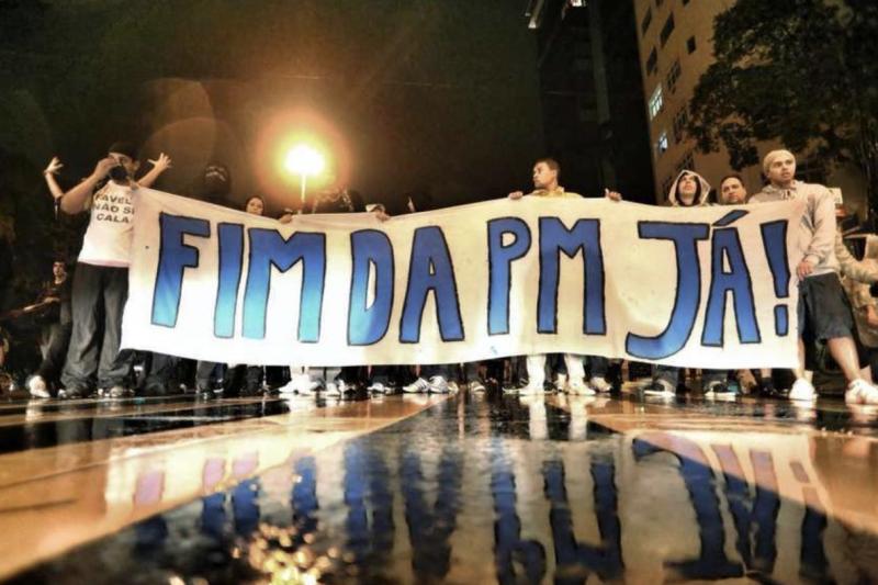 Manuela Azenha: A polícia que quer uma nova polícia