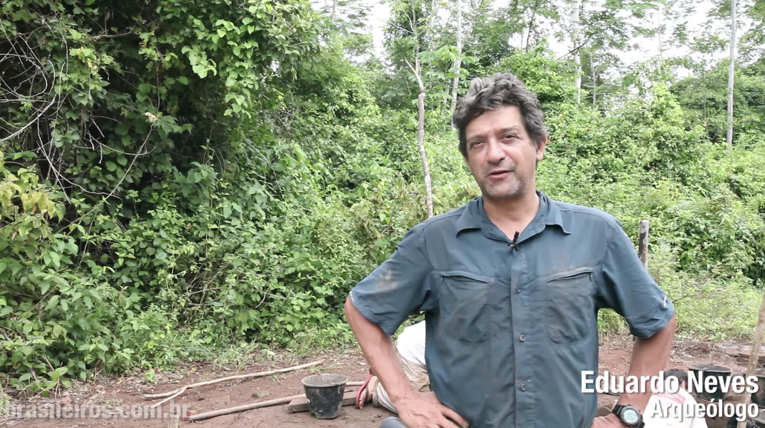 Arqueólogo Eduardo Neves: Por que não há pirâmides no Brasil?