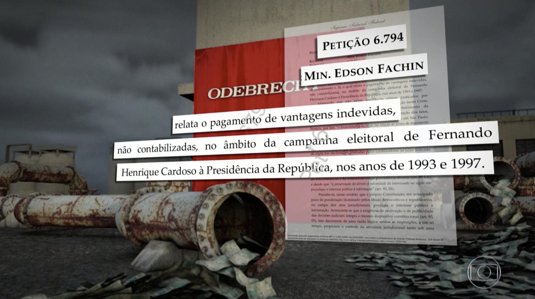 JN que preocupou Moro citou 21 políticos delatados, inclusive Aécio, Serra e Alckmin — mas Moro só buscou informações sobre o caso FHC