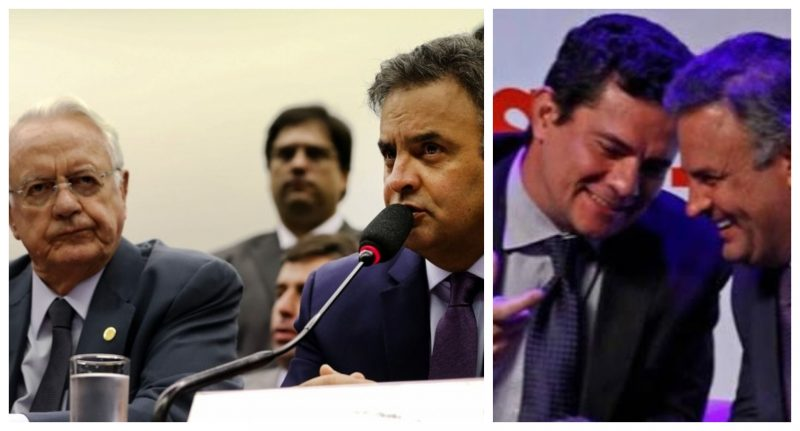 Carone: No Senado, Moro cita entrevista do advogado e porta-voz de Aécio,  defendendo-o: 'Em Moro, eu confio', diz Carlos Velloso