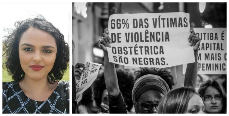Cíntia Freitas rebate Ministério da Saúde e CFM:  Violência obstétrica é realidade nacional