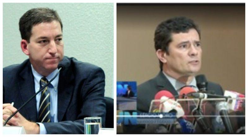 ABI: Portaria de Moro é inconstitucional e abuso de poder; intimidação a Greenwald, não!