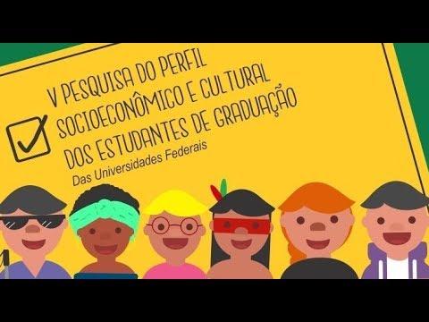 Quem são os estudantes das universidades federais brasileiras