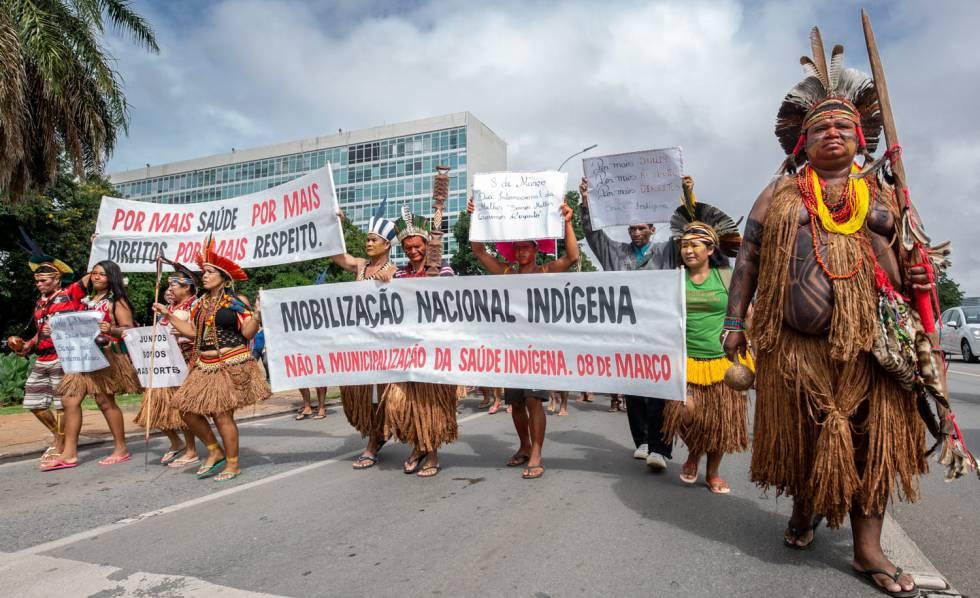 Saúde indígena: Decreto de Bolsonaro dispara alerta no movimento indigenista