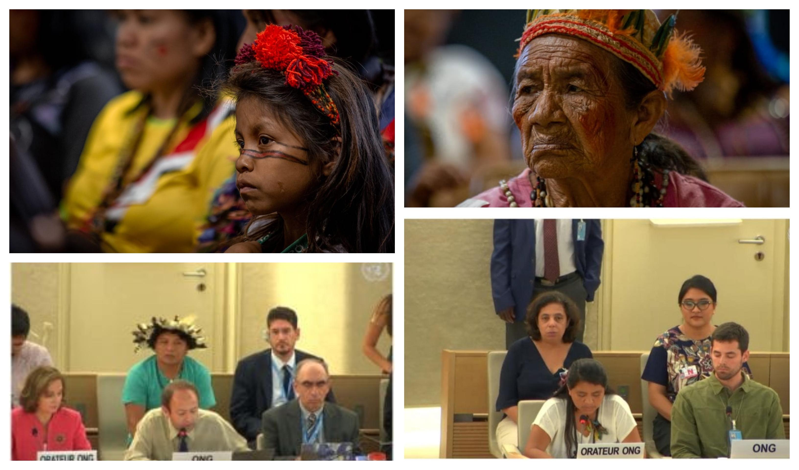 Governo Bolsonaro denunciado na ONU: Desde a ditadura militar, povos indígenas nunca estiveram tão ameaçados; vídeos
