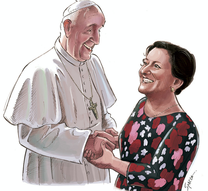 KenarikBoujikian e o alerta do Papa Francisco aos juízes: O lawfare é a nova forma de risco à democracia e aos direitos sociais