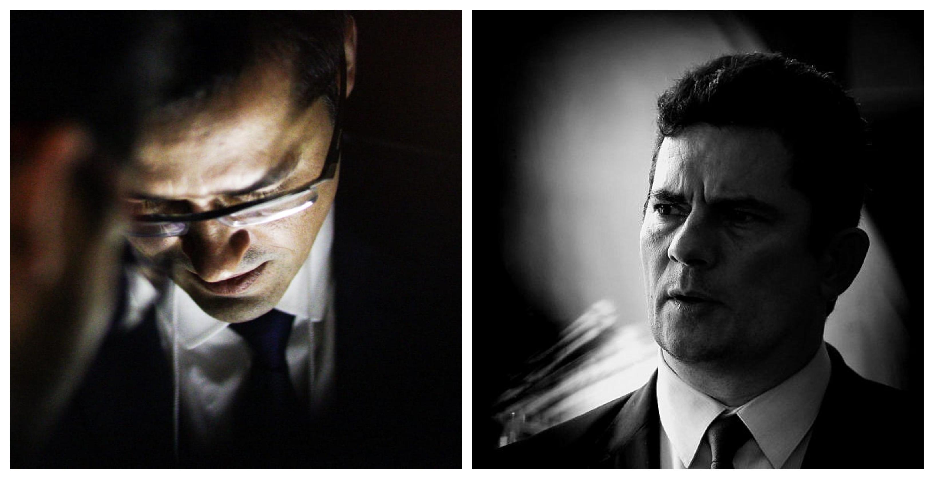 """Intercept: Moro está em estado """"confusional"""" e Deltan não entrega o celular"""