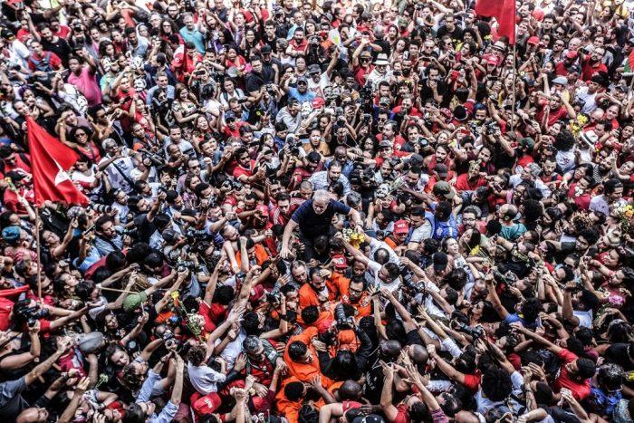 Daniel Kenzo:  Só nos resta agora ecoar 'liberdade plena para Lula já'