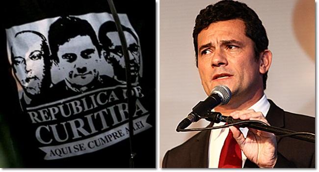 Pimenta: Moro, Dallagnol e a República de Curitiba, vísceras escancaradas