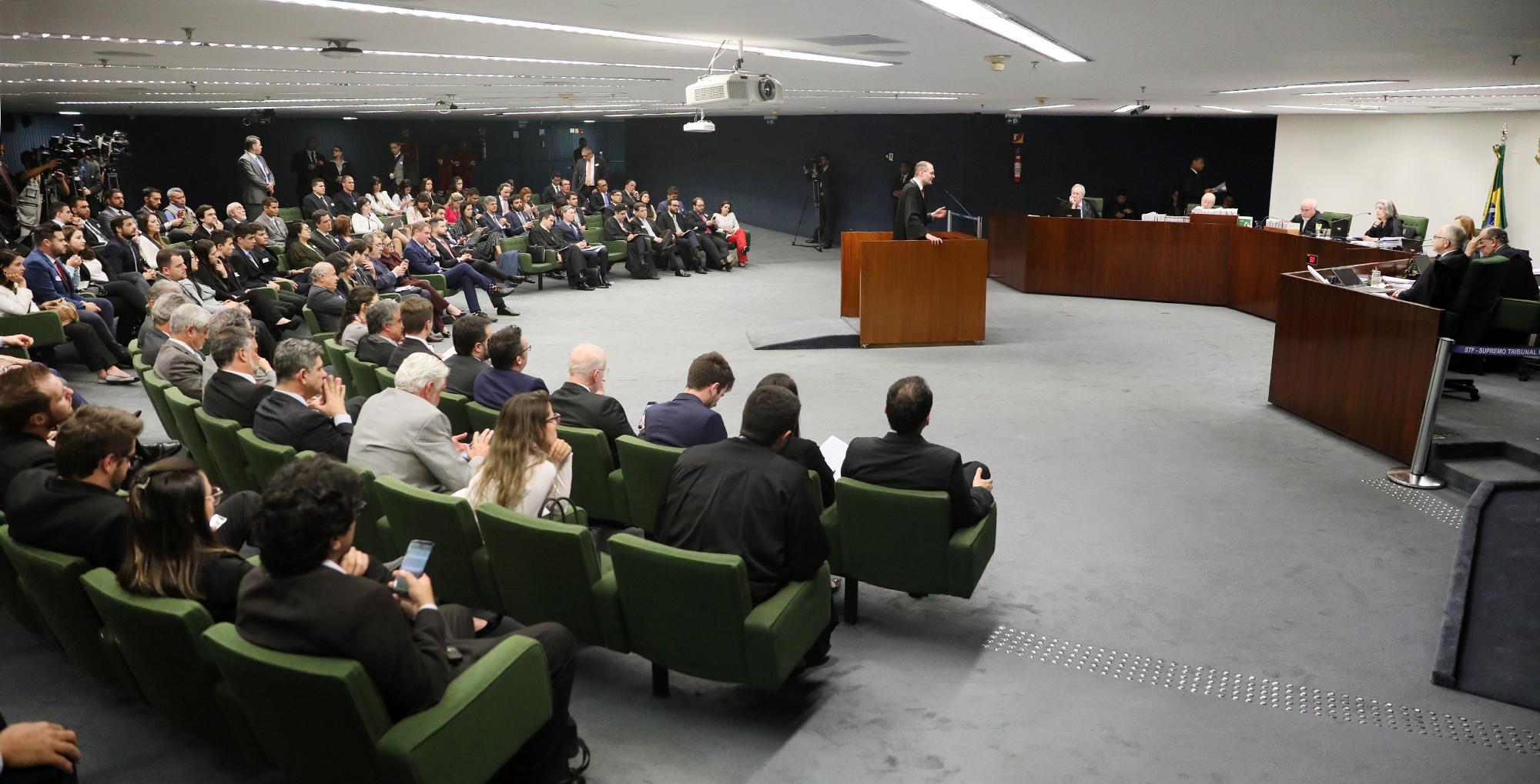 Gilmar Mendes propõe liberdade para Lula até julgamento do mérito do HC de suspeição de Moro; acompanhe