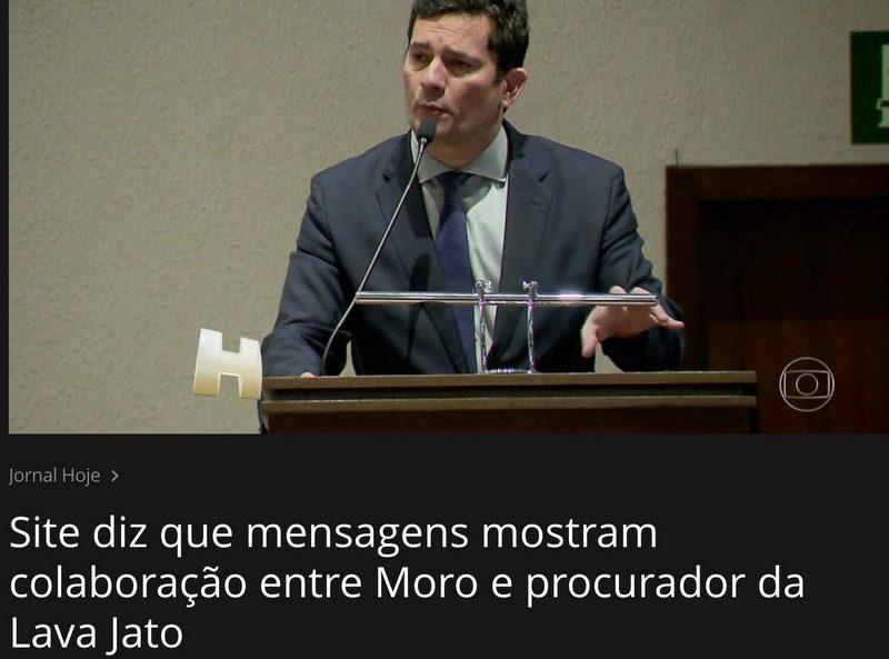 Eliara Santana: Cobertura do Jornal Hoje antecipa o tom da defesa de Moro