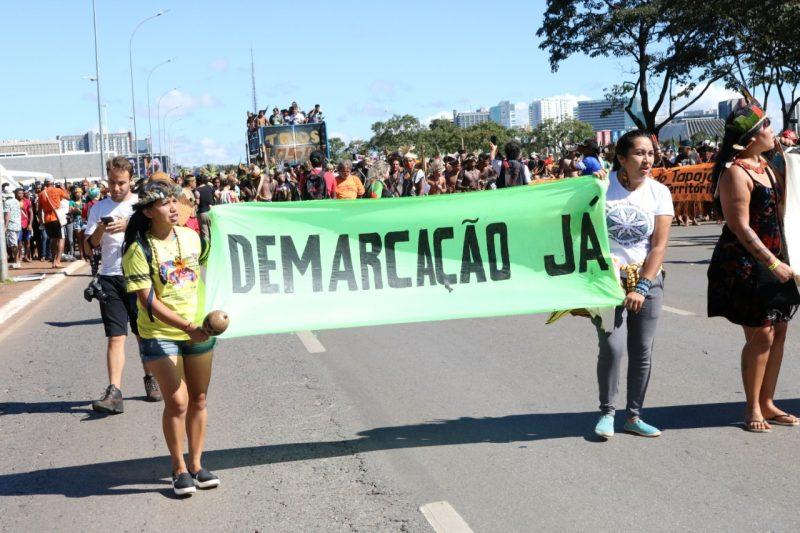 Cimi: Tentativa de Bolsonaro de recolocar demarcação das terras indígenas na Agricultura afronta o Congresso
