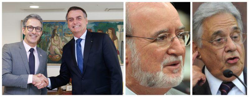 Rogério Correia: Zema é capacho de Bolsonaro como Azeredo foi de FHC, novos e velhos privatistas