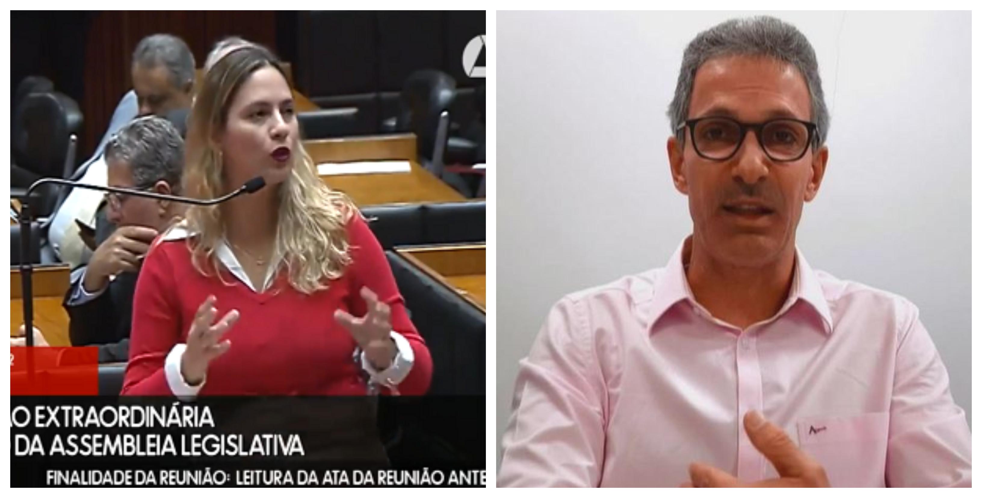Beatriz Cerqueira: Zema pagar jetons a secretários estaduais é afronta aos trabalhadores; vídeo