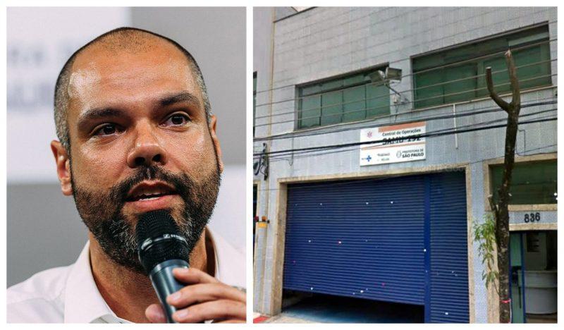 Juliana Cardoso denuncia: Covas paga R$ 585 mil de aluguel por prédio vazio do SAMU em SP