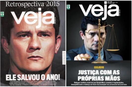 Pekkadillo víctima Drástico  Veja vai dar o golpe de misericórdia em Sérgio Moro? - Viomundo