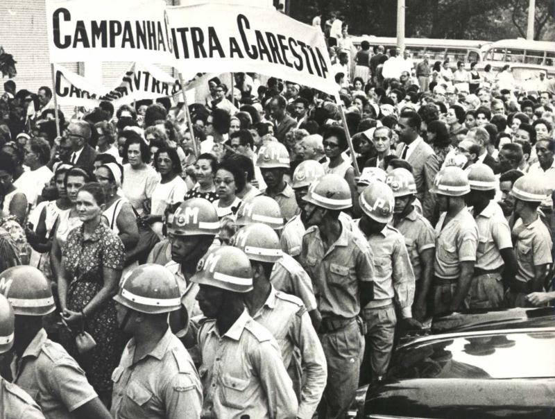 Maister da Silva: Volta de movimento que abalou a ditadura é inevitável