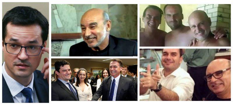 Intercept: Em chats secretos, Deltan sugeriu que Moro protegeria Flávio no caso Queiroz para não desagradar Bolsonaro e perder vaga no STF