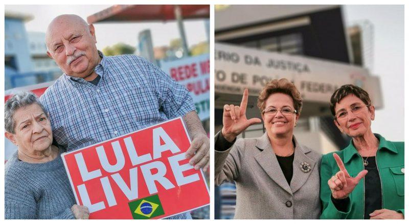 Lula, agora indígenas têm que bloquear estradas para serem visíveis!; veja fotos