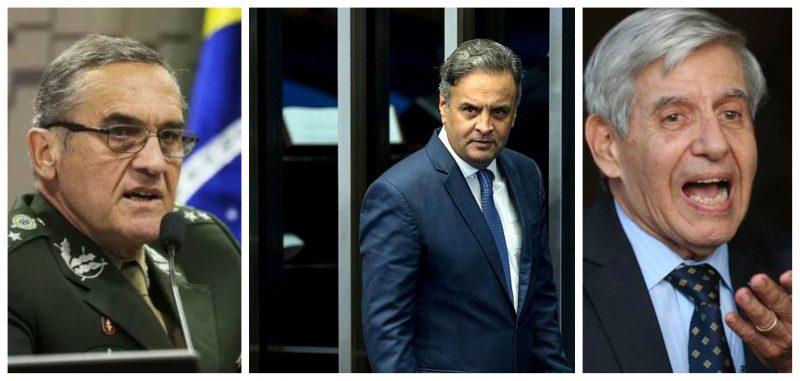 Carone, exclusivo: Inquéritos mostram que Aécio Neves recebeu R$ 323 milhões em propina