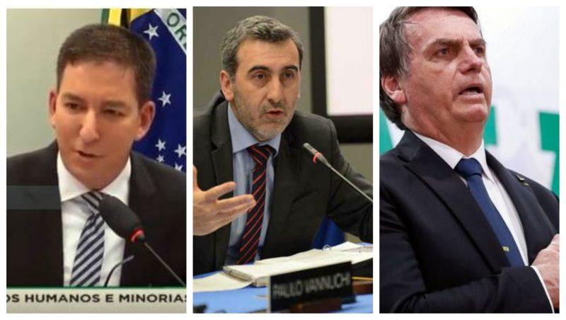 Relator para Liberdade de Expressão da OEA critica Bolsonaro por ameaçar Greenwald de prisão