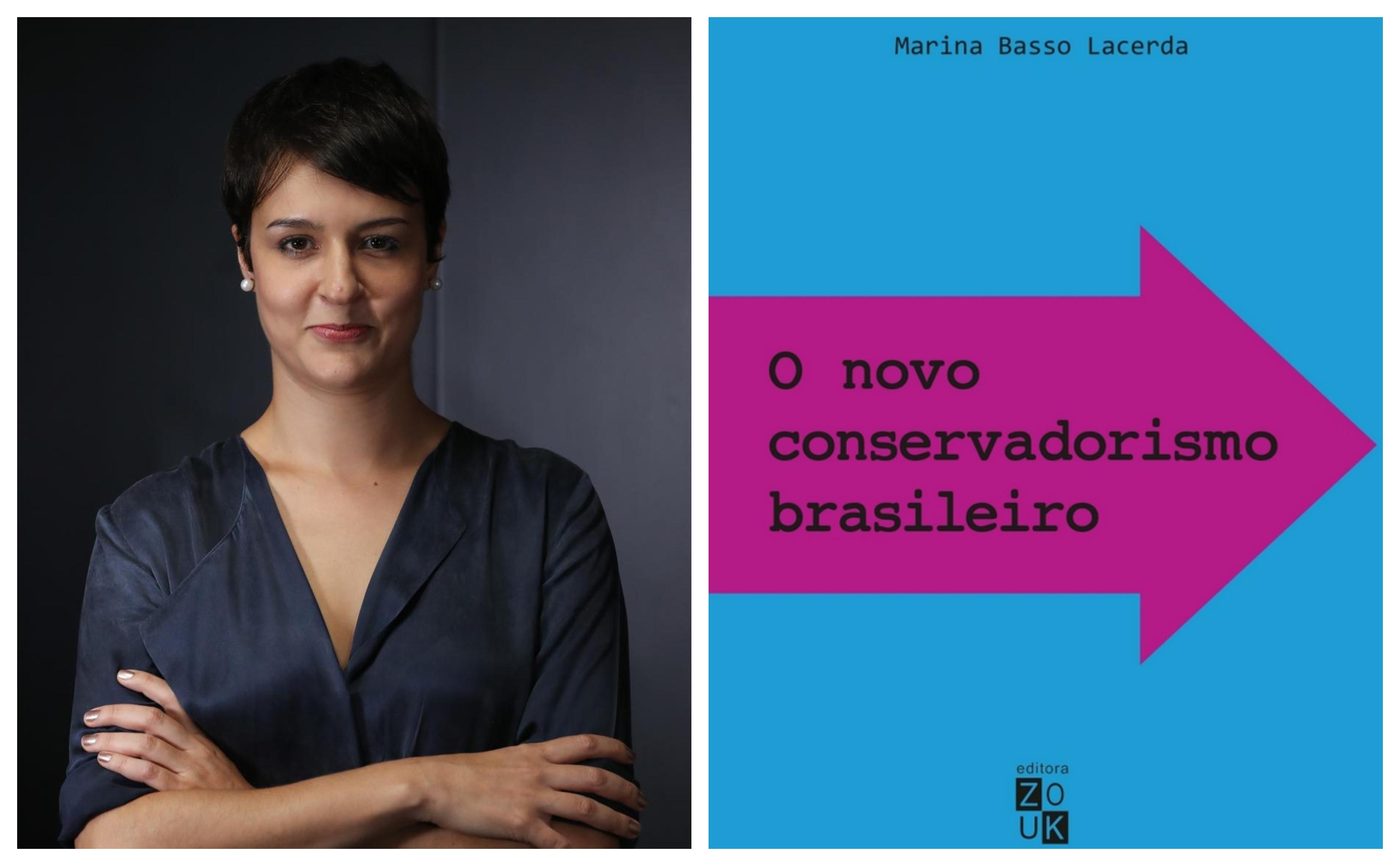 A onda conservadora no Brasil tem conexão com os EUA? É o que Marina Lacerda discute no livro que está lançando