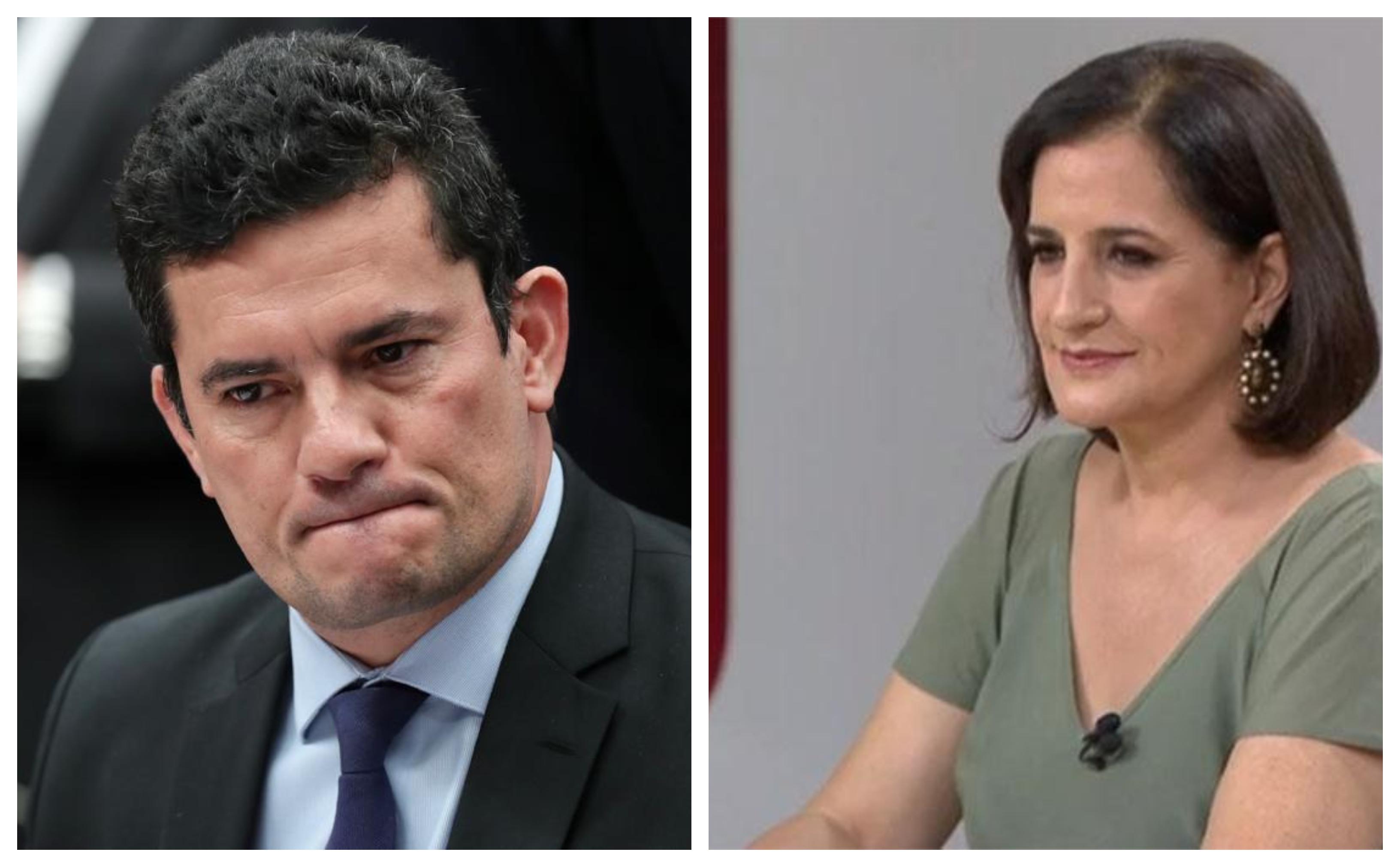 PF de Moro investiga Greenwald em defesa de Moro; veja a reação
