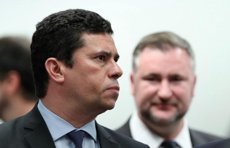 Roberto Tardelli:  Não é à toa que a mediocridade de  Sergio Moro parece definitivamente exposta