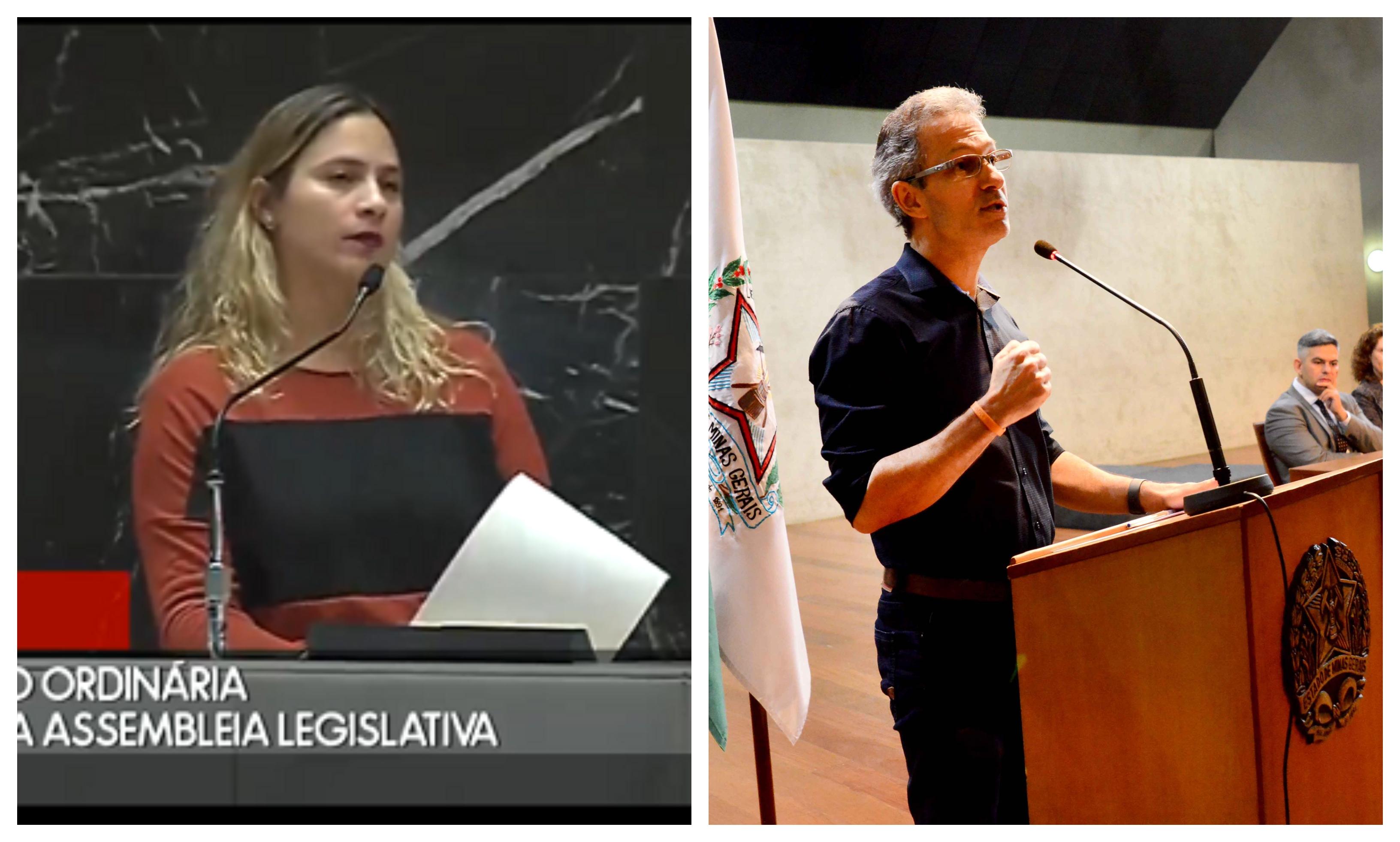 Beatriz Cerqueira:  Zema descumpre a Constituição; não investe o mínimo de 25% na educação; vídeo